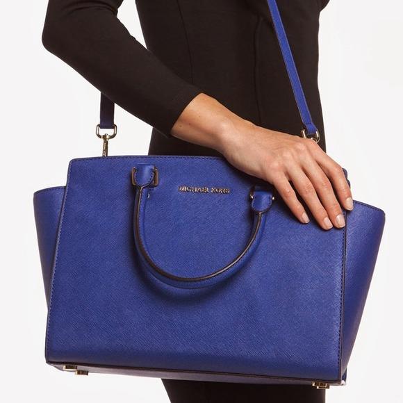 51% off MICHAEL Michael Kors Handbags - MICHAEL Michael Kors Selma ...