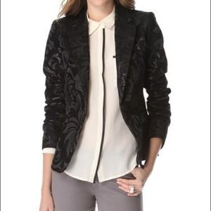 Sale: Alice and olivia -  elyse brocade blazer (S)