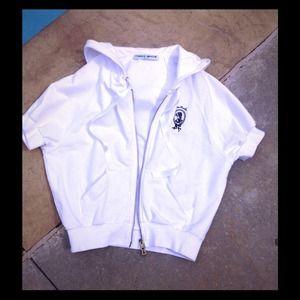 Frankie Morello Jackets & Blazers - Frankie morello shortsleeve jacket