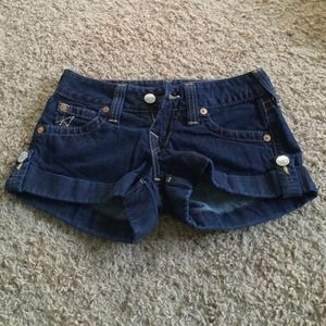 True Religion Brand Shorts