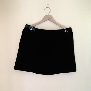 EXPRESS Black Skirt
