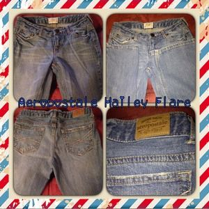Aeropostale Hailey Flare jeans