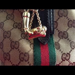 762c056829cc Gucci Bags | Authentic Gg Canvas Jolicoeur Small Tote | Poshmark