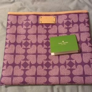 NWOT Kate Spade pouch