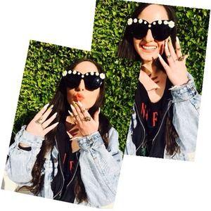 LF Sunflower Sunglasses