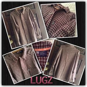 Lugz Other - LUGZ ZIPPER FRONT SHIRT L NWOT