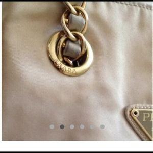 Prada Bags - Prada chain Bucket pouch bag