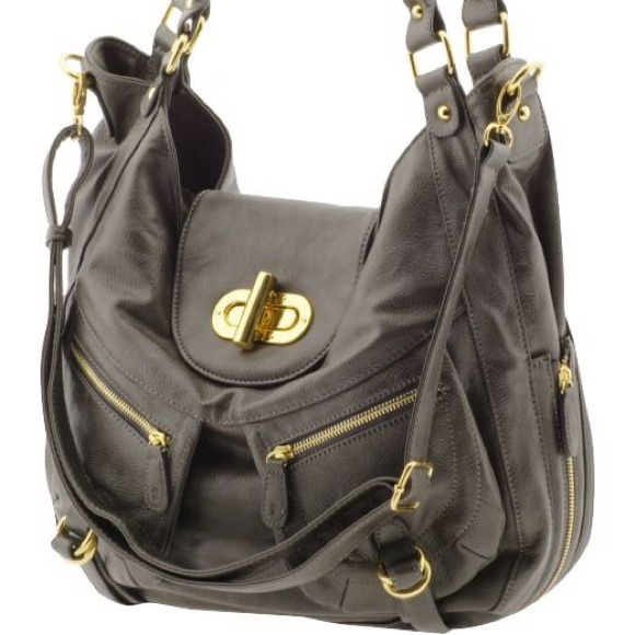 Melie Bianco Alyssa Shoulder Bag. M 54062d4f03bb82293033997f 07c03dbe316a6