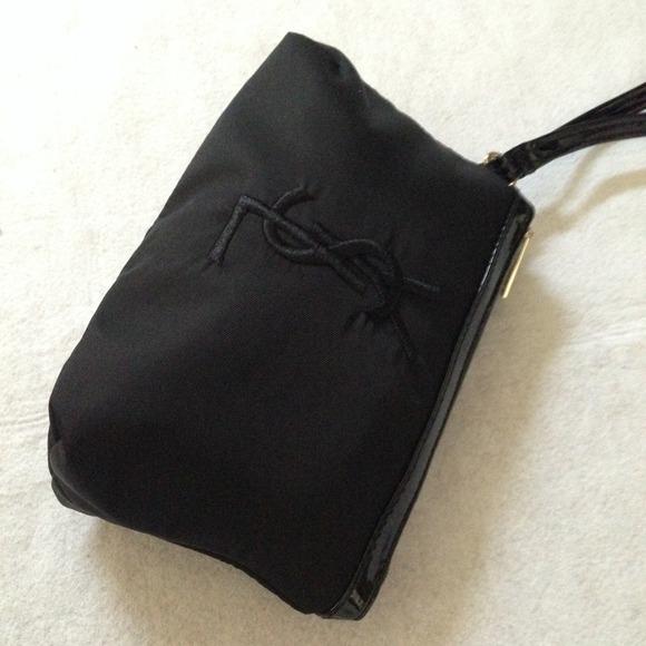 ysl y satchel - yves saint laurent charm wristlet, ysl black tote bag
