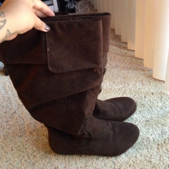 Avenue Shoes   Wide Calf Boots   Poshmark
