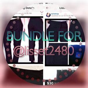 ASOS Pants - BUNDLE for @lisset2480