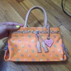 small dooney bourke purse