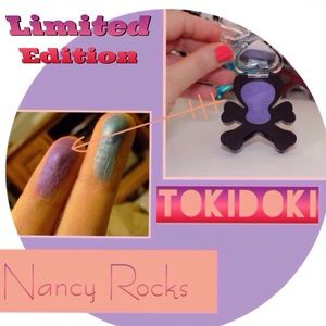 tokidoki Other - 🆕Tokidoki NANCY ROCKS Eyeshadow