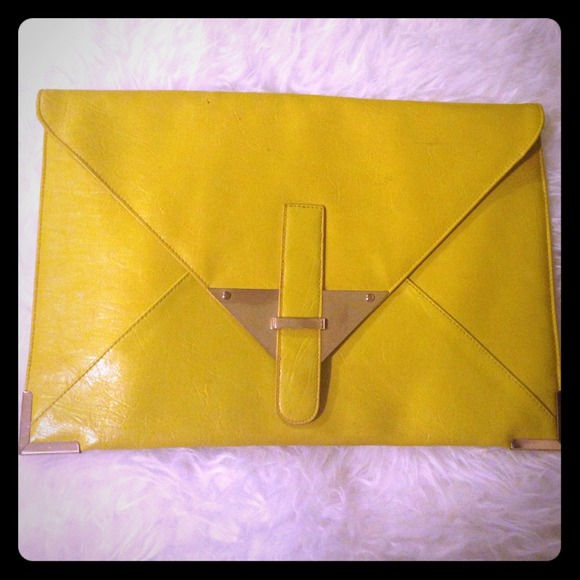 ASOS Clutches & Wallets - ASOS Portfolio Envelope Clutch
