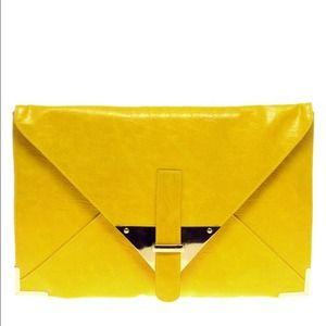 ASOS Bags - ASOS Portfolio Envelope Clutch