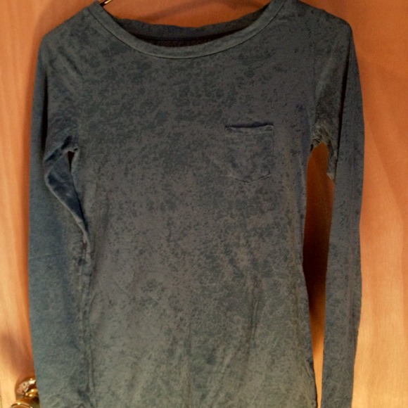 armani exchange armani exchange long sleeve shirt from