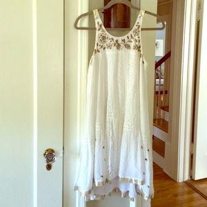 Liefnotes Anthropologie dress