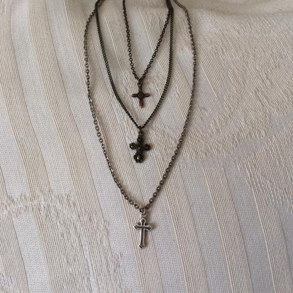 60 off premier designs jewelry premier designs 3 strand for Premier jewelry cross ring