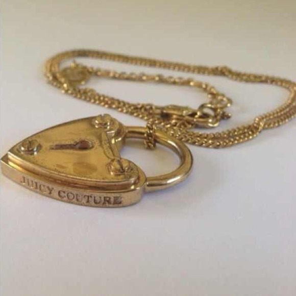 74 Off Juicy Couture Jewelry 💗👑 Juicy Couture Padlock