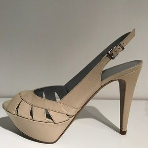 Sergio Rossi Shoes - Sergio Rossi cutout platform pumps