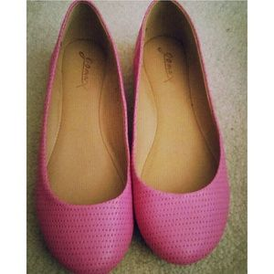 Shoes - 10% off Pink ballet flats