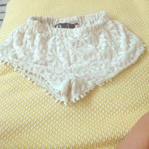Lf chandelier shorts