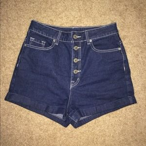 Bdg high waisted shorts