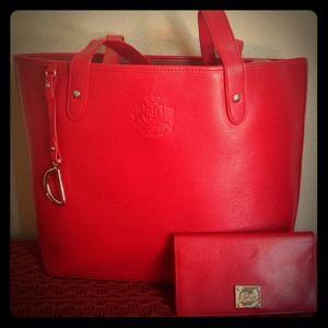 Ralph Lauren bag !