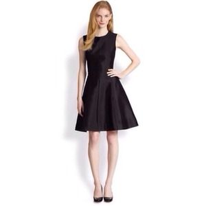 NWT kate spade little black cocktail dress