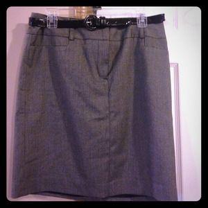 Apt. 9 black skirt NWT.