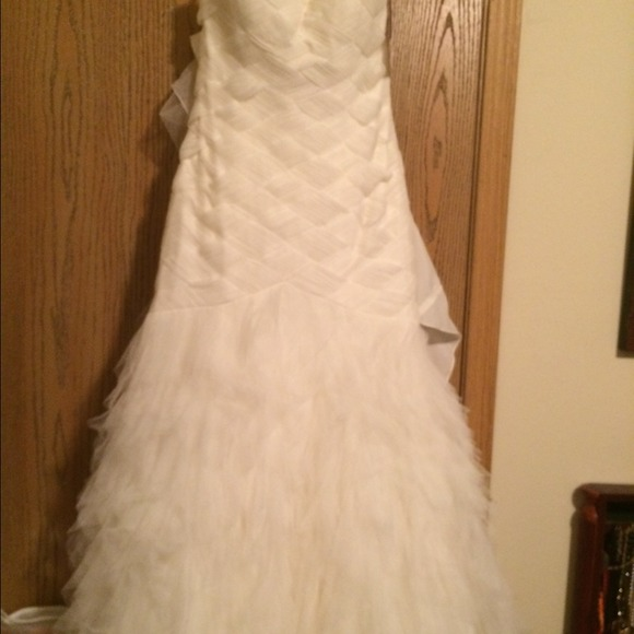47 off galina signature dresses skirts ivory wedding for How to sell wedding dress never worn