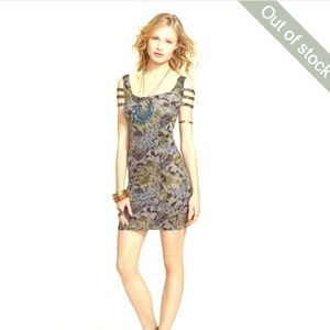 Eyelet FREE PEOPLE Floral Cocktail Tank Dress NWT