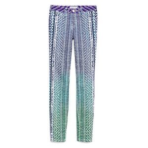 Current/Elliott Denim - Mary Katrantzou x Current/Elliott Skinny Jeans