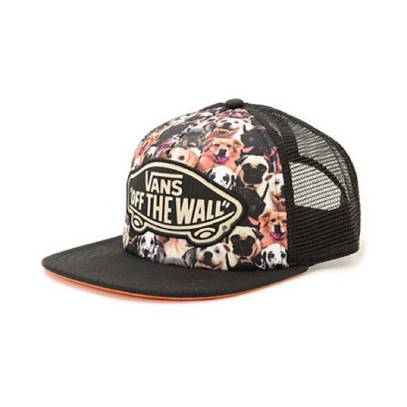 66194b87ccd VANS x ASPCA Dog SnapBack Hat. M 540165923ddfd4737c1aa04a