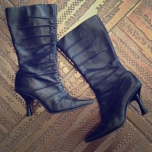 Shoes - LEATHER BOOTS by Emillo Bertoloni