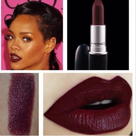 Mac cosmetics makeup mac lipstick sin favorite poshmark for Mac cosmetics diva lipstick