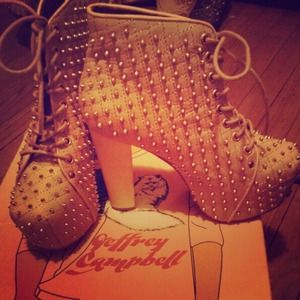 Jefferycambell lita spiked boots