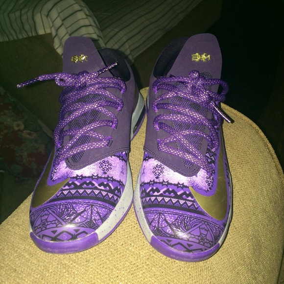 nike size 5 black history month bhm kd 6 from kella s