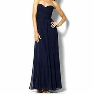 Ralph Lauren Chiffon Dress