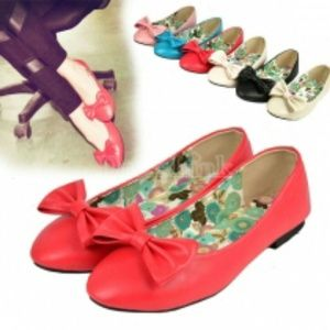 BOW FLATS! ANY SIZE, 6 COLORS!
