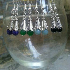 Jewelry - Jade Dangles