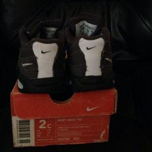 Bebé Zapatillas Nike Tamaño 2c Bebé Q4fwguI