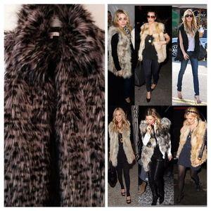 Fabulous faux fur vest