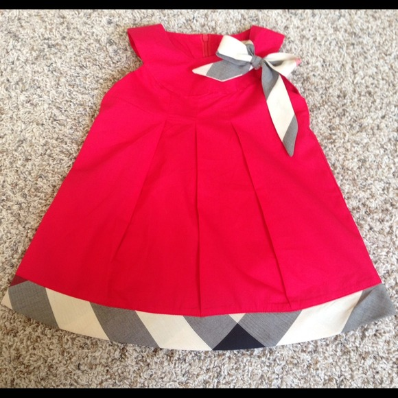 d46ed2a872f1 Burberry Other - Baby girl dress