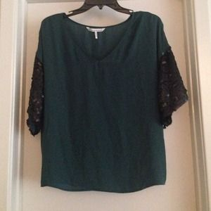 Dark Emerald top