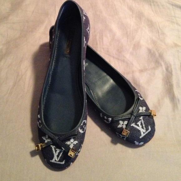 Authentic Lv Ballerina Flats Price