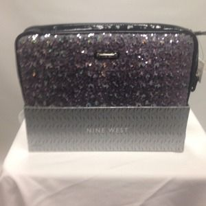 Very sparkly laptop/tablet case