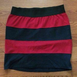NWOT Skirt  above the knee