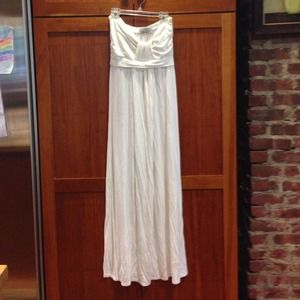 "she likes Dresses & Skirts - Beige maxi dress O/S brand ""she likes"""