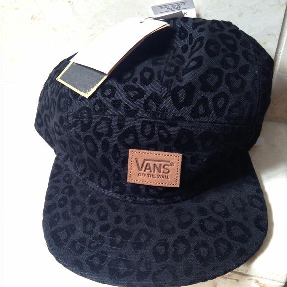 3cd6006d Vans Accessories   Sold Camper Hat   Poshmark